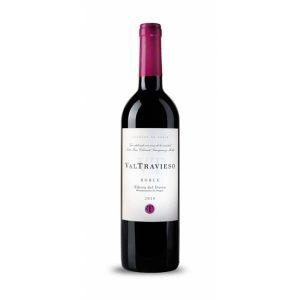 vino Valtravieso roble- casa de paellas